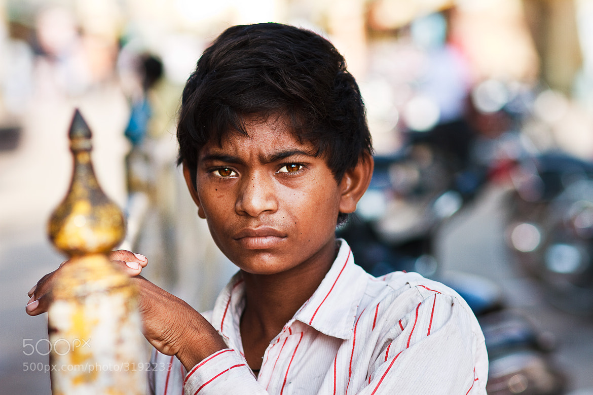 Photograph Street Portrait | Orchha, India by Dan Glindemann on 500px