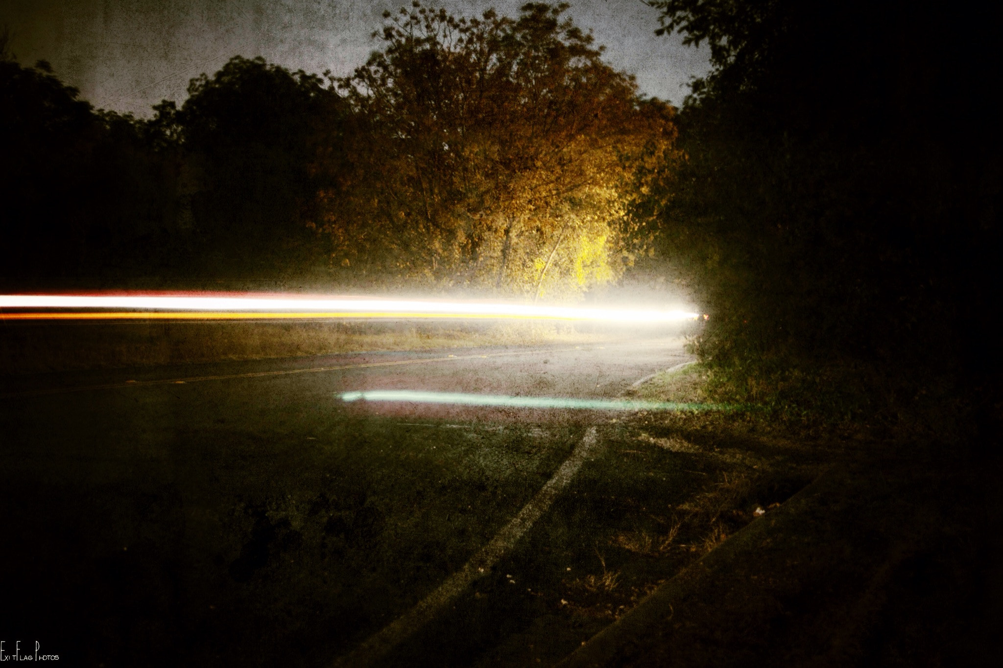 Photograph Late Night Drive by Austin Hansen on 500px