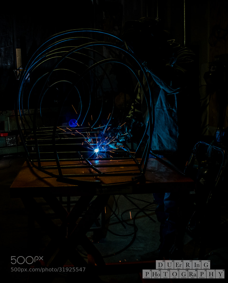 Photograph Welding by Duerring Photography on 500px