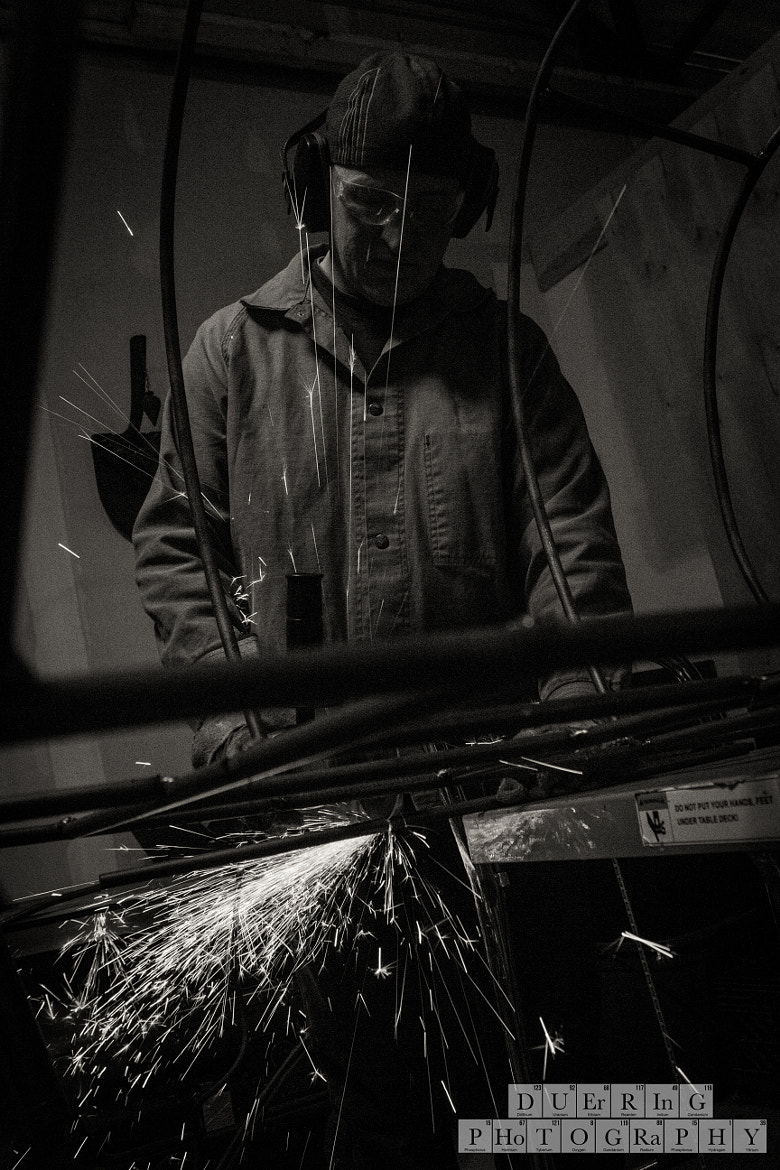 Photograph Welding by Douglas Duerring Photography on 500px