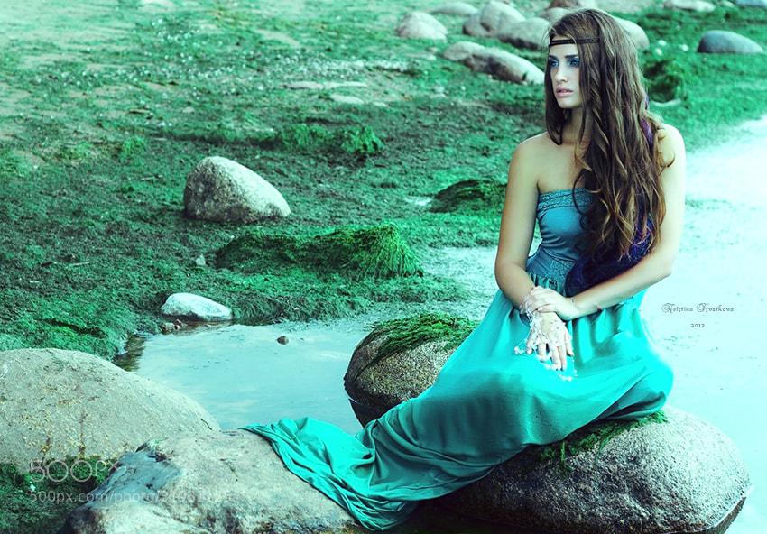Photograph Mermaid by Kristina Tsvetkova on 500px