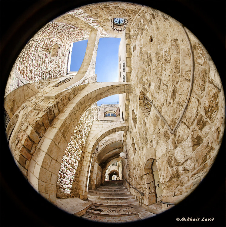 "Photograph From the series ""My Jerusalem"".Noon by Mikhail Levit on 500px"