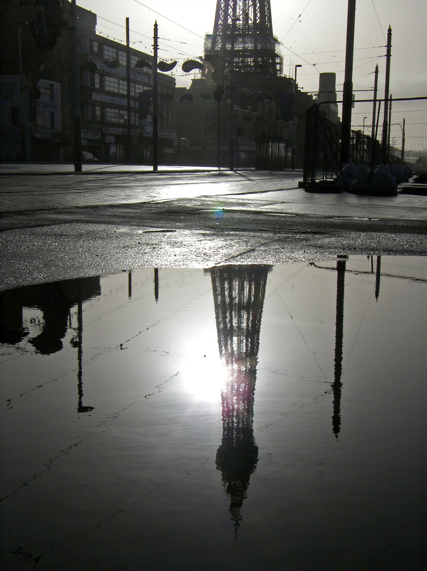 Photograph Blackpool Reflections by Lily Wren on 500px