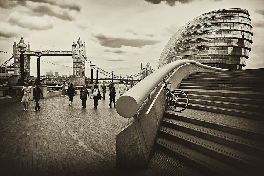 Photograph London Tower Bridge by Markus Englbrecht on 500px