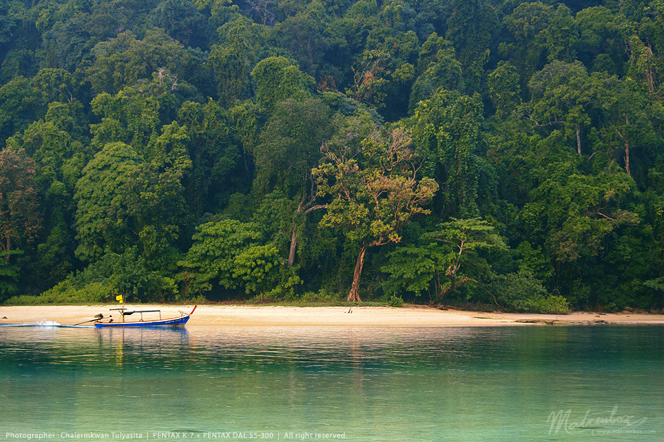 Photograph surin islands by Matcenbox  on 500px