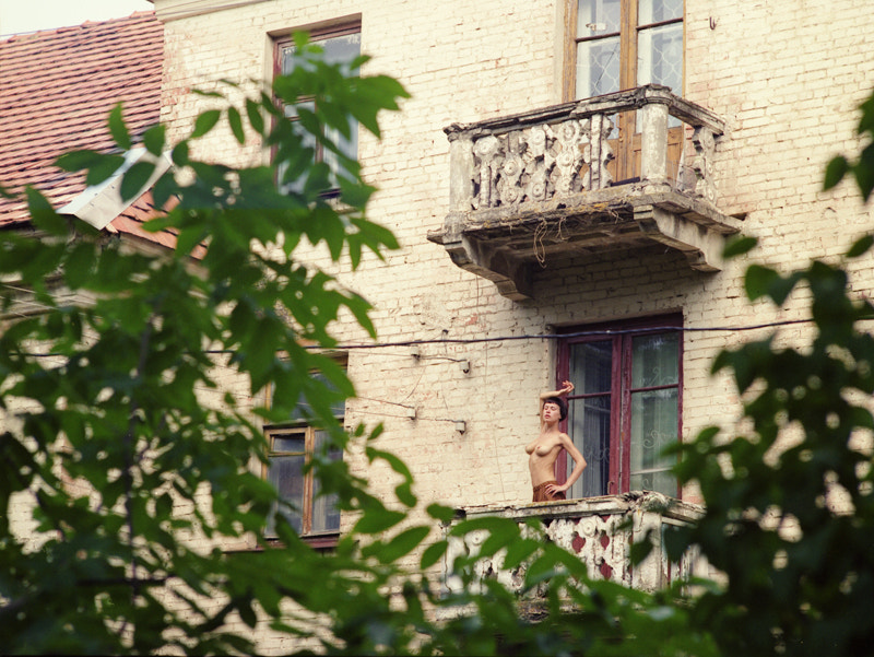 Photograph Balcony by Furka Ishchuk-Paltseva on 500px