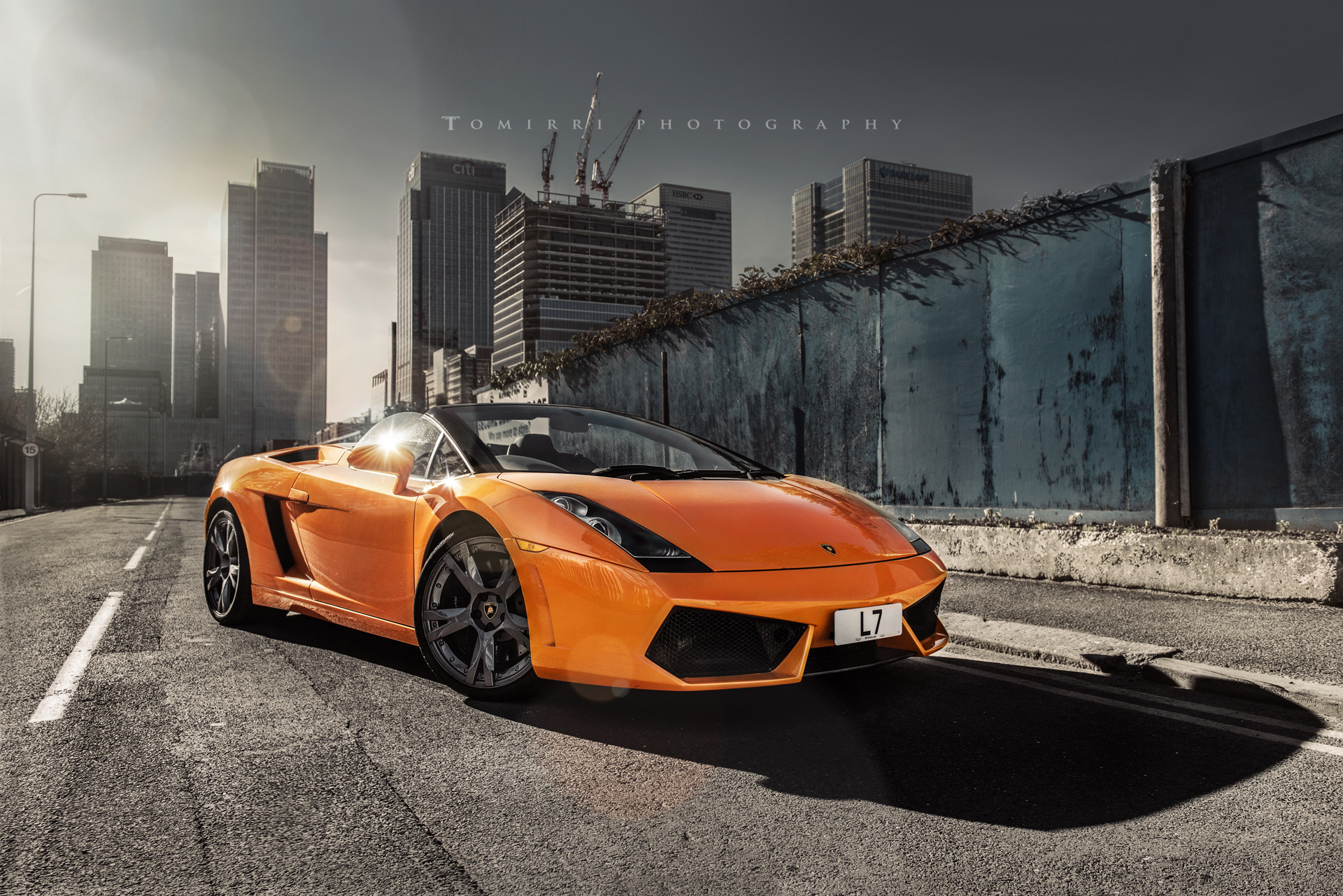 """Photograph """"My"""" first Lambo. by TomirriPhotography  on 500px"""