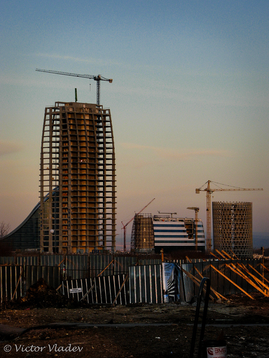 Photograph  Under construction by Victor Vladev on 500px