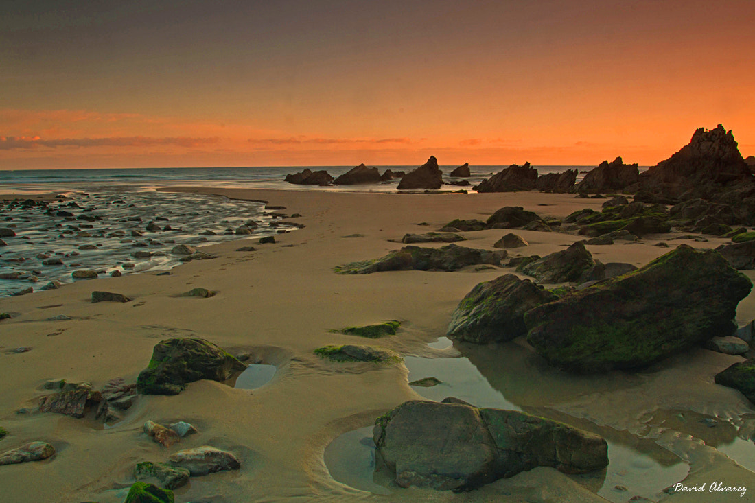 Photograph Waiting for the tide by David Alvarez on 500px