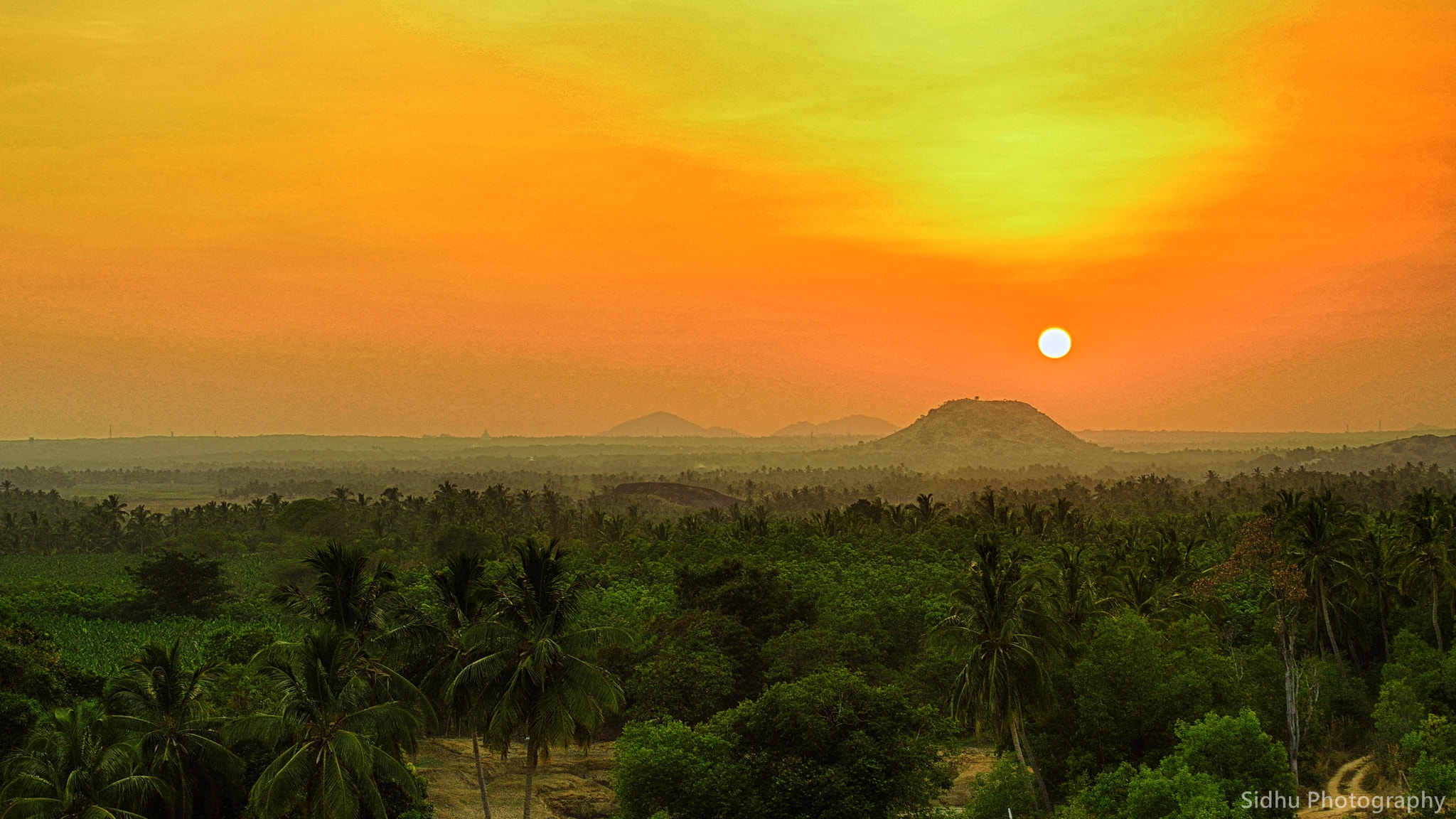 Photograph Behind Mountains by Arun Siddharth on 500px