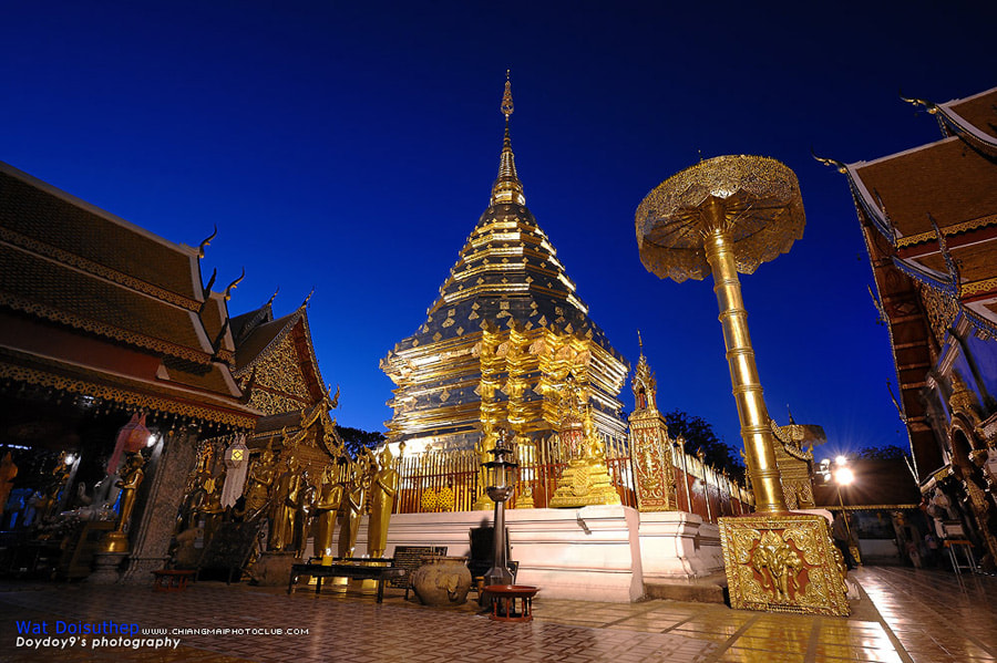 Photograph Doisuthep Temple by Doy Pdamobiz on 500px