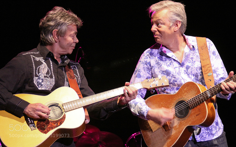 Photograph Phil & Tommy Emmanuel by Lorene Lavora on 500px