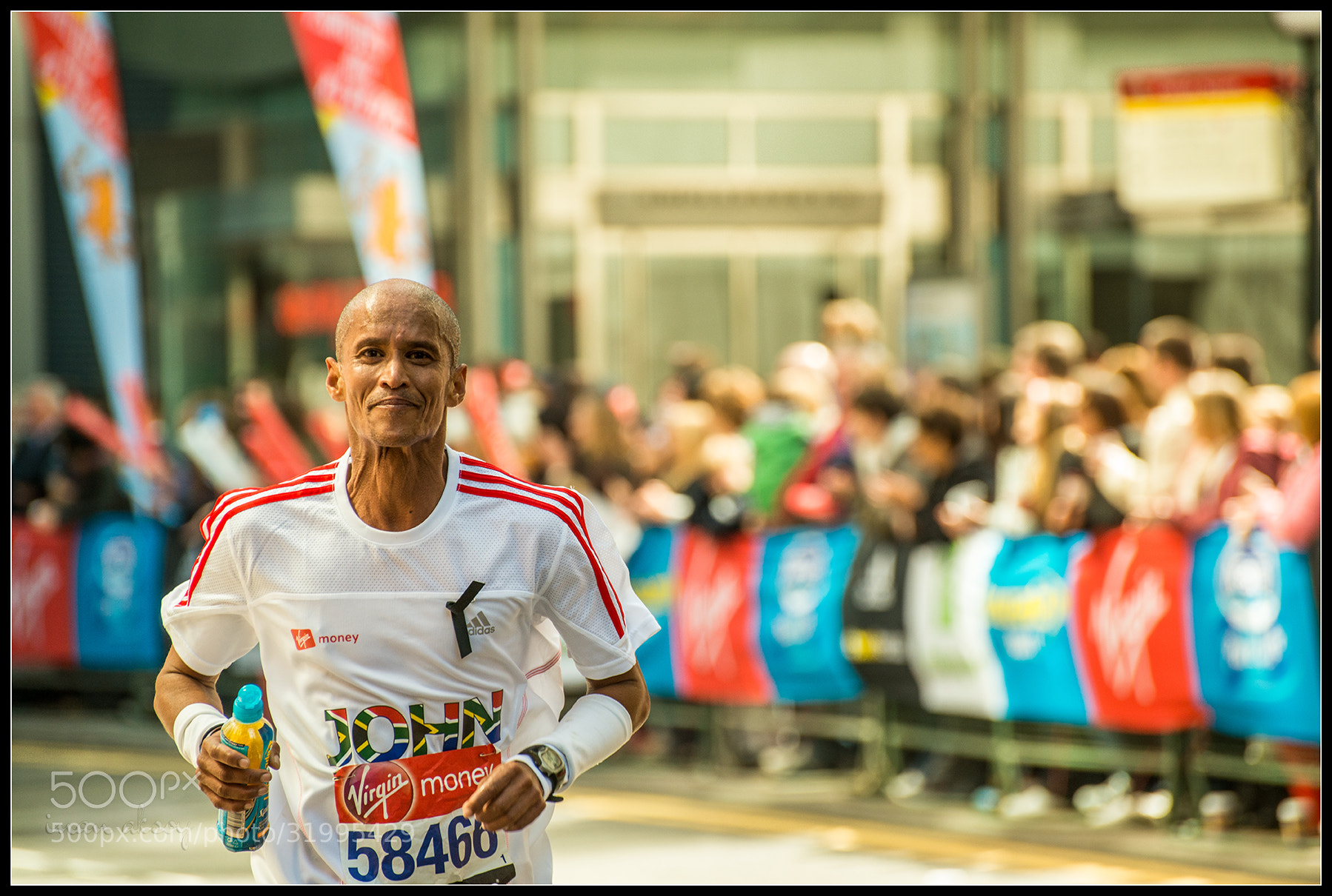 Photograph London Marathon 2013 by Inan Aksoy on 500px