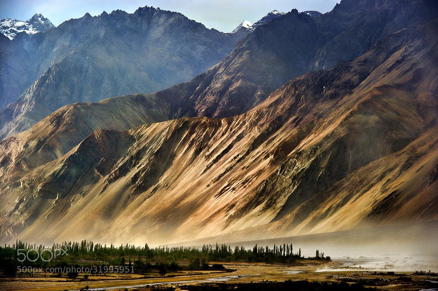 Photograph Nubra Valley by Alex Hanoko on 500px