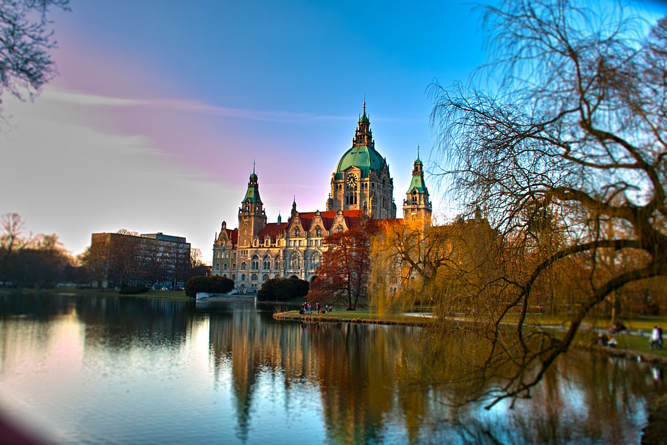 Photograph Somewhere in Hannover by DeepInDraw on 500px
