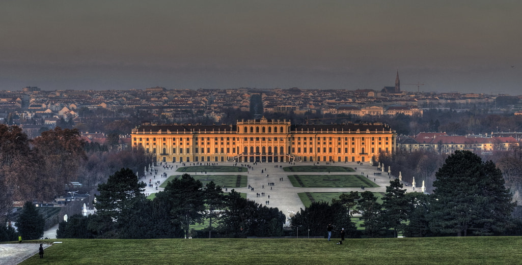 Photograph  Schönbrunn Palace by Adrian Kraszewski on 500px