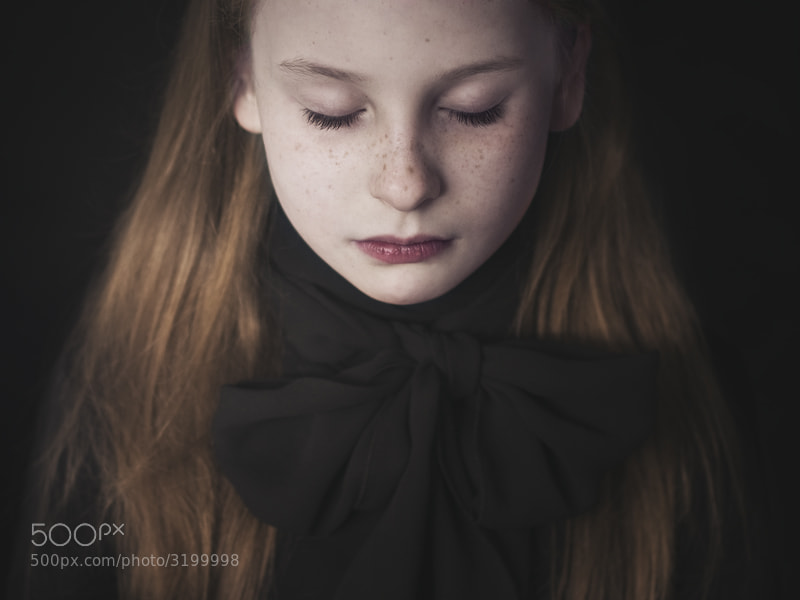 Photograph J. by Magdalena Berny on 500px