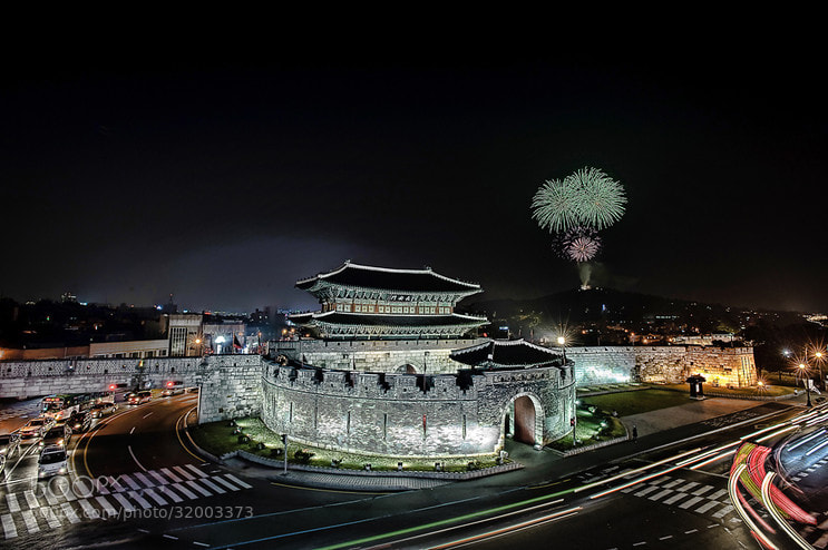 Photograph Suwon Hwasung by Eduardo choi on 500px