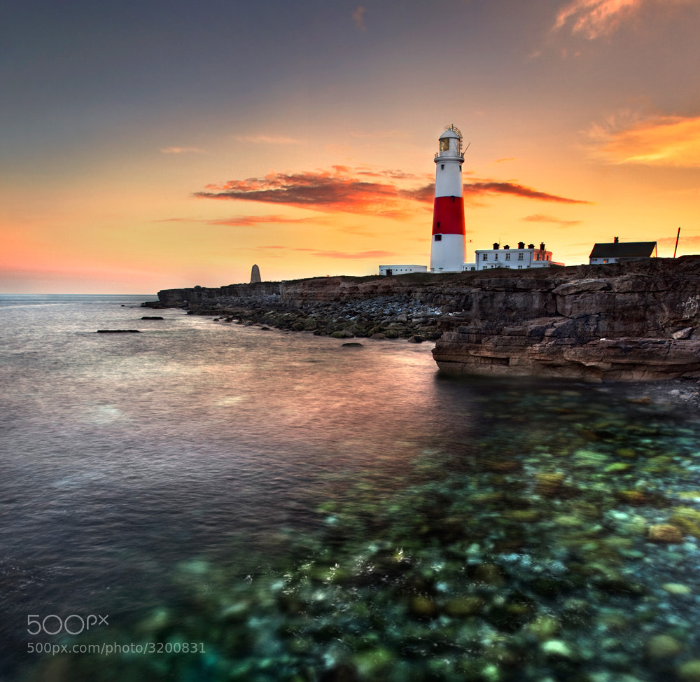 Photograph Portland Lighthouse by Stephen Emerson on 500px