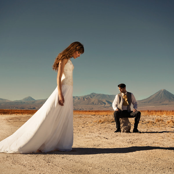 Atacama Brides Fashion