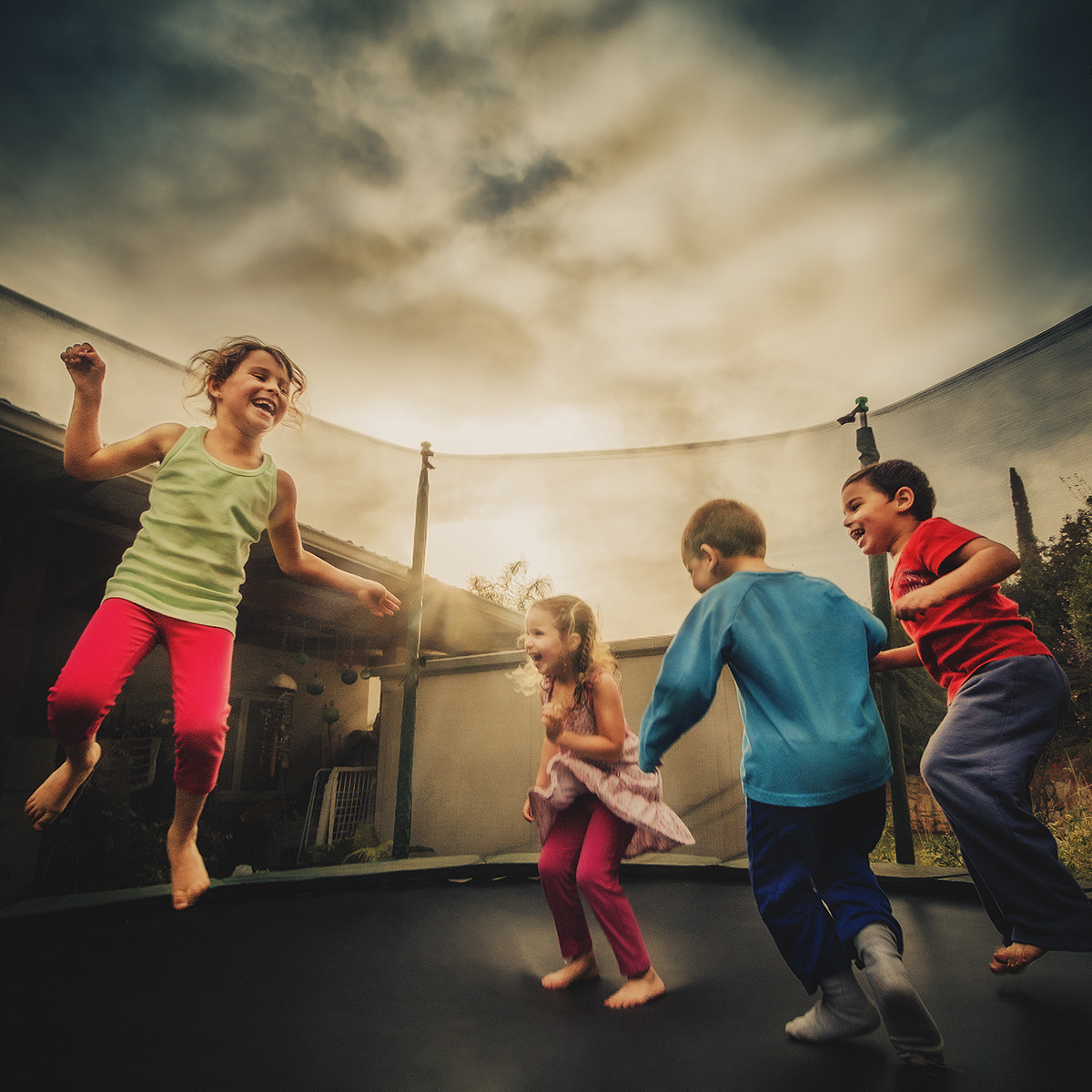 Photograph Trampoline by Adam Shul on 500px