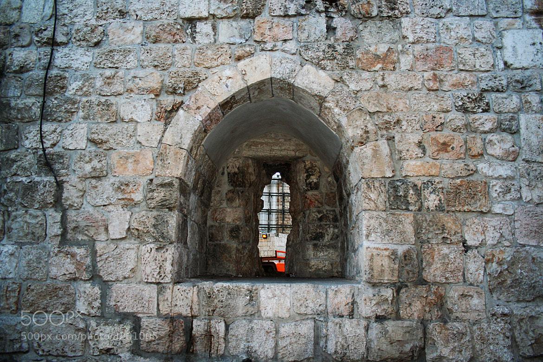 Photograph Walls of Jerusalem by Alexandra Kosolapova on 500px
