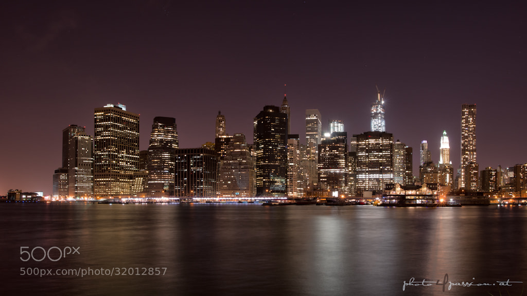 Photograph skyline by Reinhard Weber on 500px