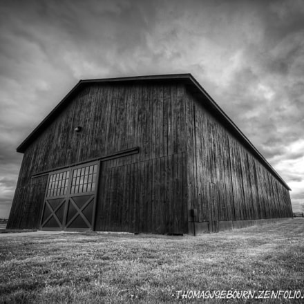 Tobacco Barn #2