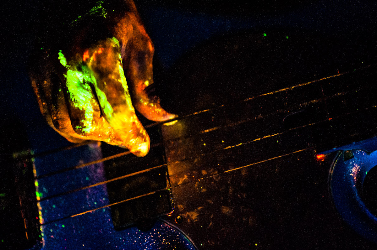 Photograph Uv funky Fingers by Stefano Catalani on 500px