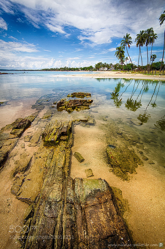 Photograph Trincomalee beach by Nicolas Pelletier on 500px