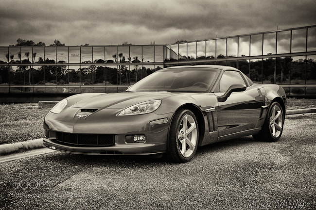 Photograph C-6 in B&W by Russ Muller on 500px