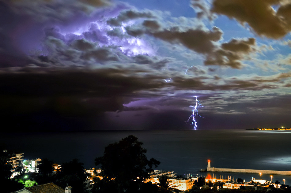 Photograph * Little storm under the light of the moon * by clement jousse on 500px