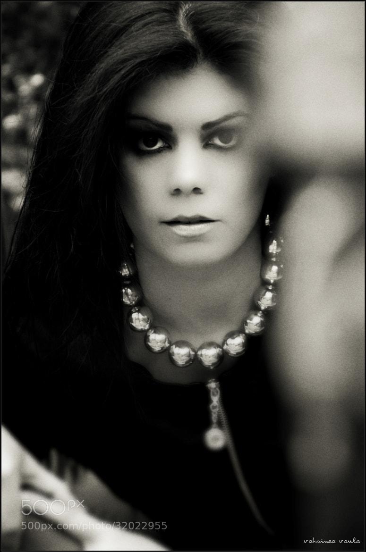 Photograph Vicky  by Voula Vatsinea on 500px