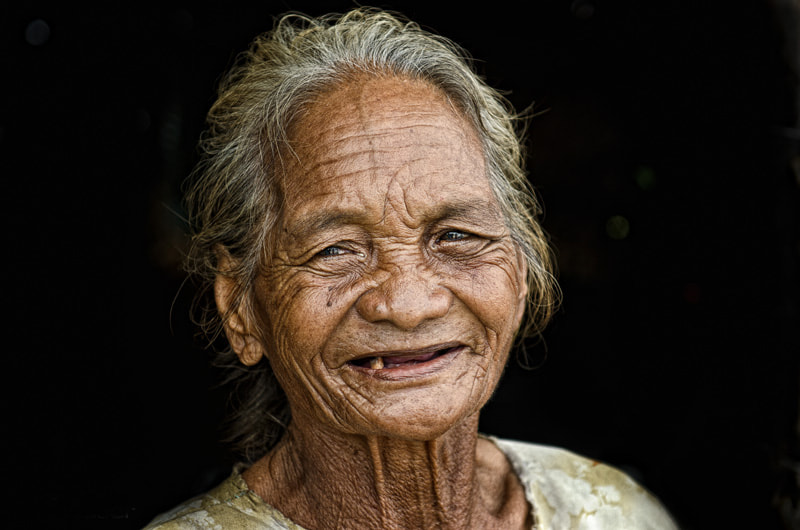 Photograph Smile Of Contentment by Arif  Kaser on 500px