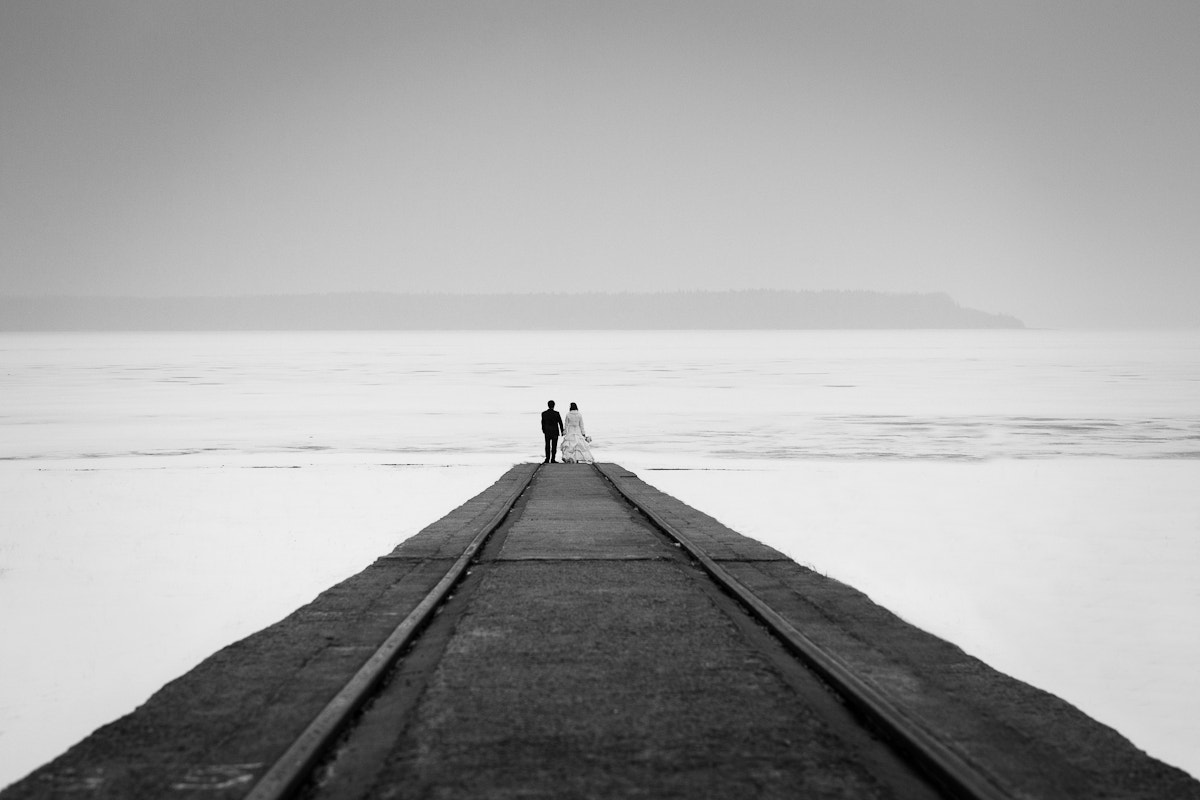 Photograph Wedding Minimal by Andrej Grznar on 500px