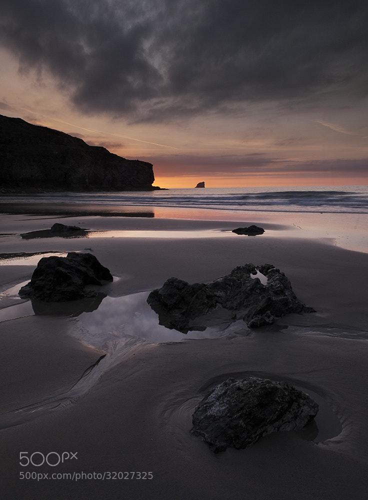 Photograph Last Light by Daniel Hannabuss on 500px