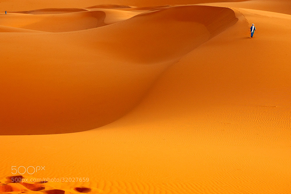 Photograph Sahara by lluis vidal on 500px