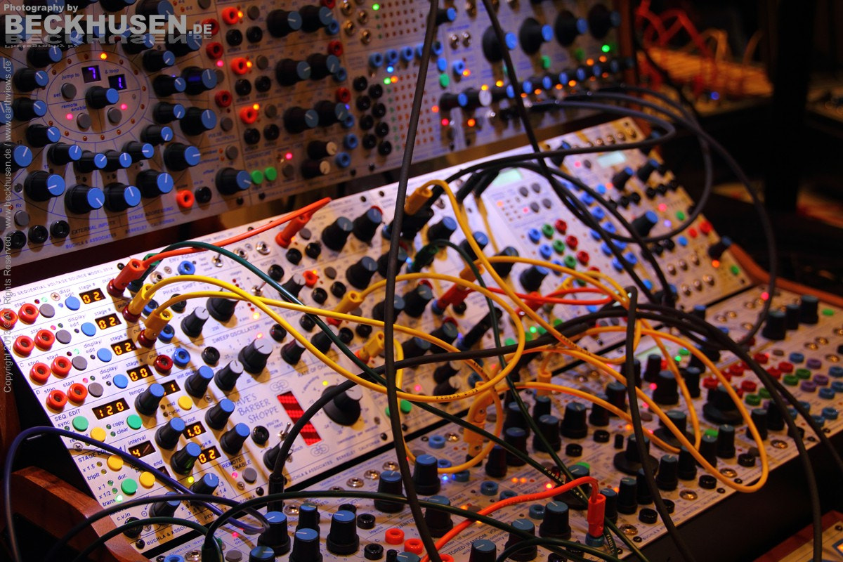 Photograph Buchla Series 200e (8721) by Stefan Beckhusen on 500px
