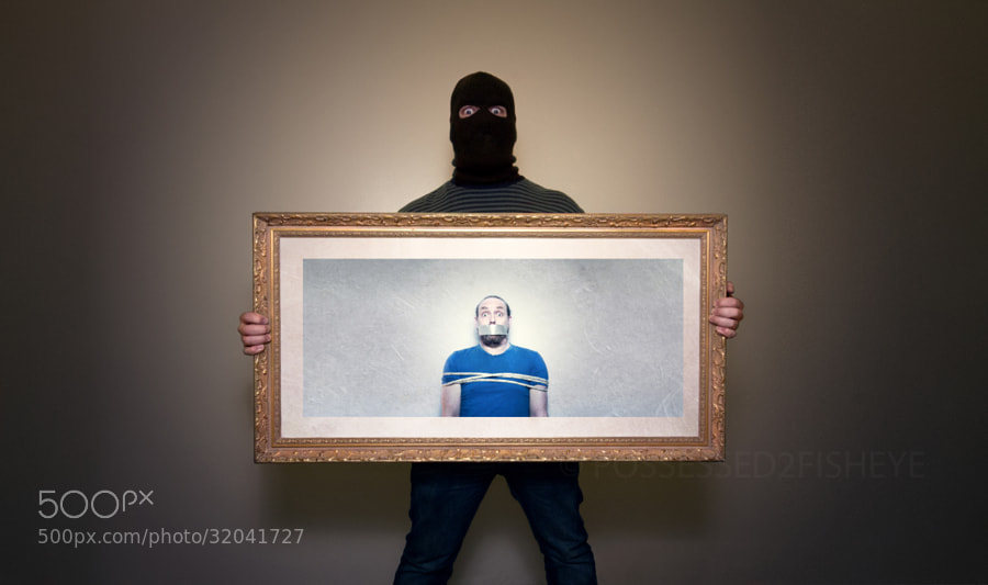 Photograph The great art heist  by Scott MacBride on 500px