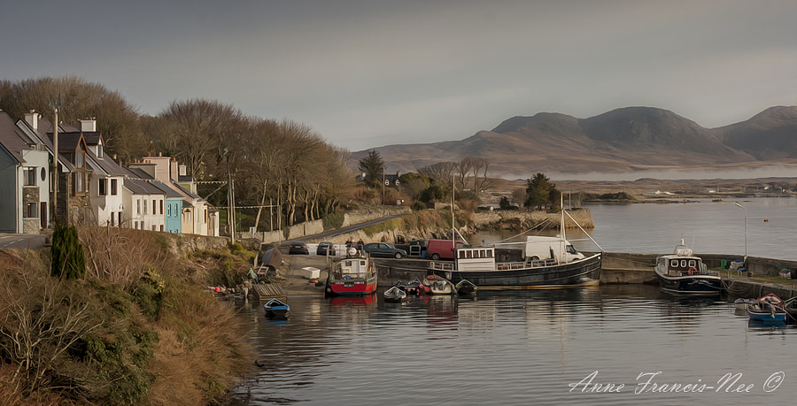 Early Morning at Roundstone