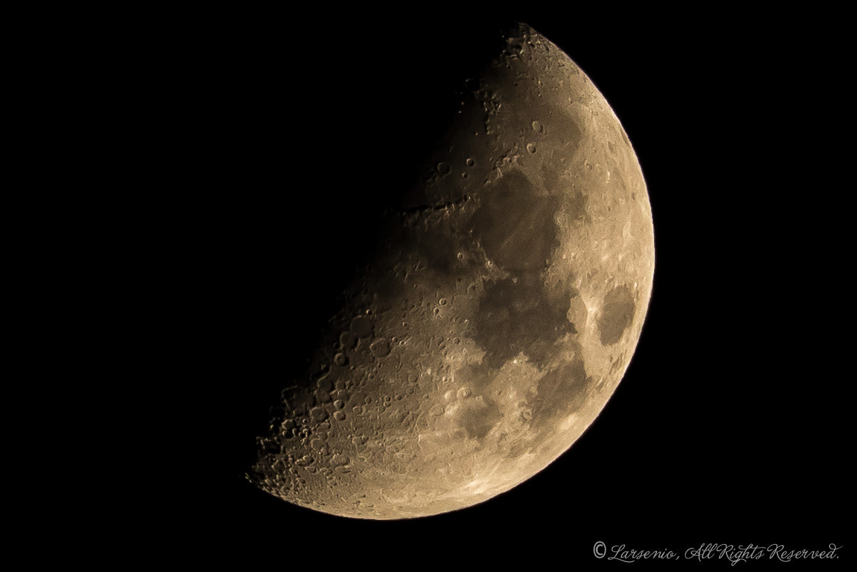 Photograph Moon by Roberto Flamini on 500px