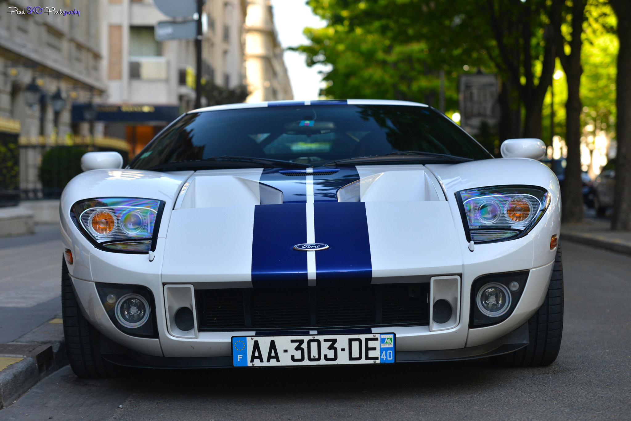 Photograph Ford GT by Paul SKG on 500px