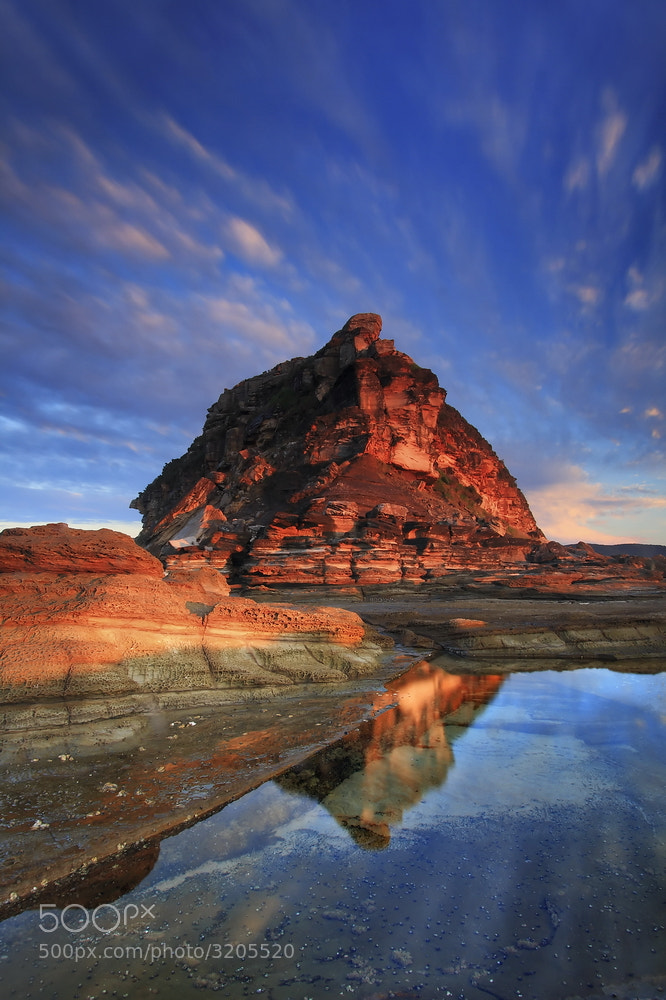 Photograph  Barrenjoey Reflections by Tim Donnelly on 500px