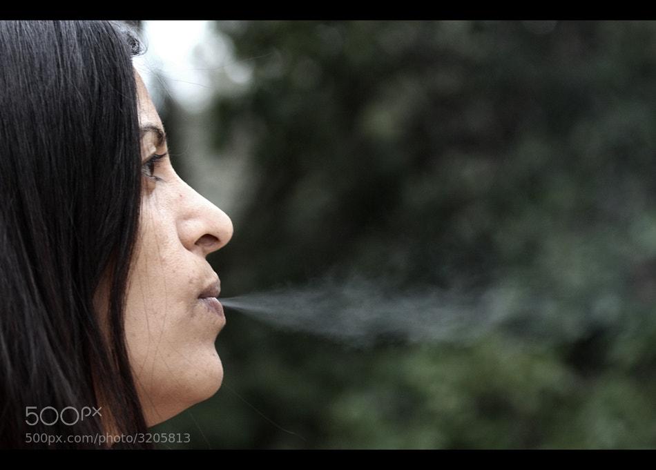 Photograph Smoke... by Eitan Vaxman on 500px
