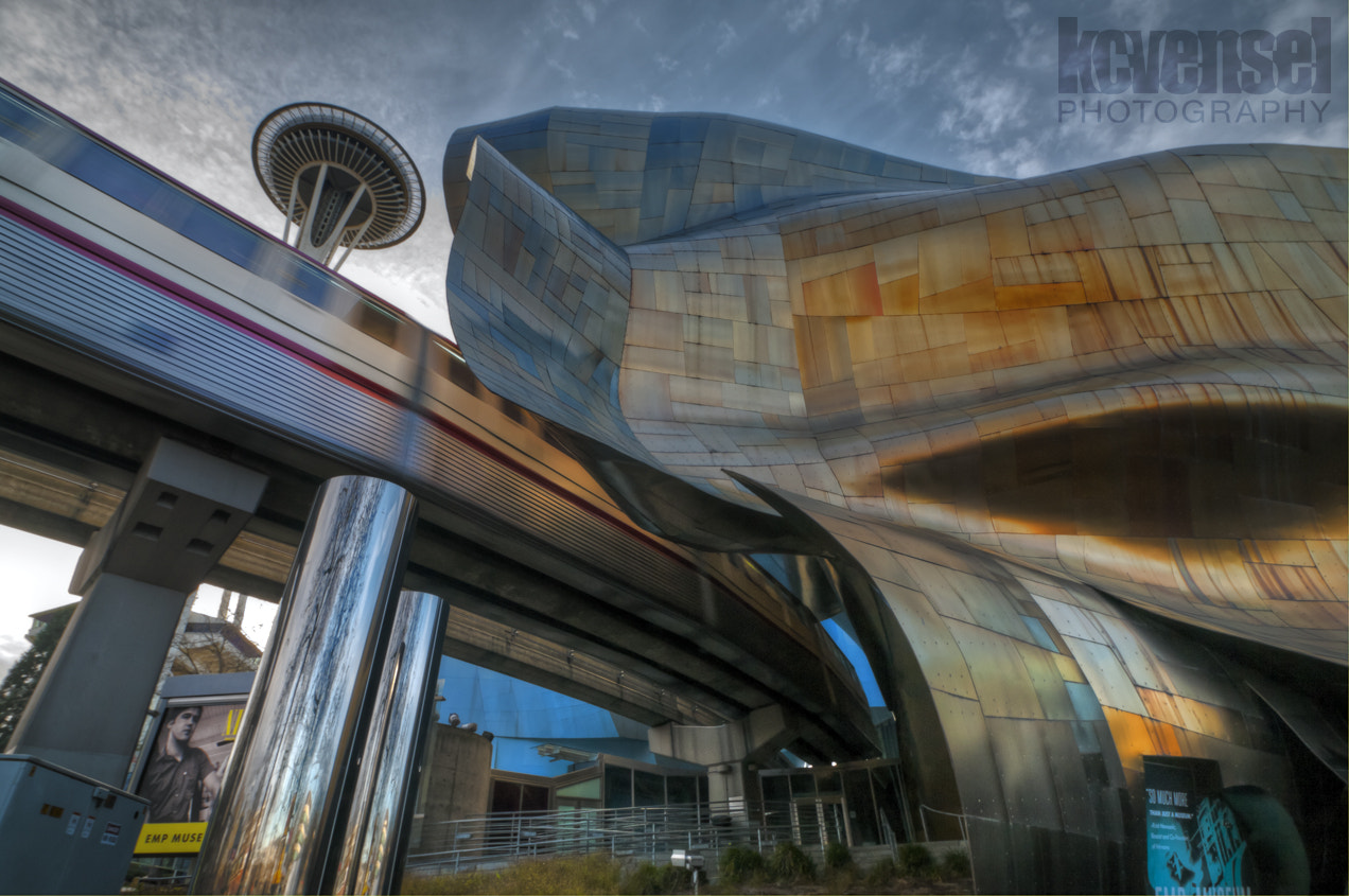 Photograph Seattle Center by Ken Vensel on 500px