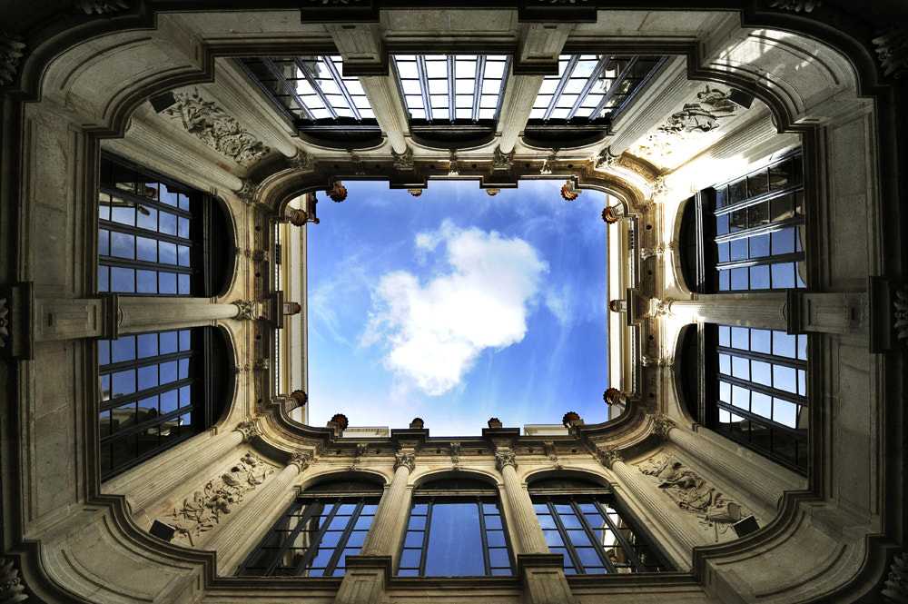 Photograph Framing clouds by Manuel Orero on 500px