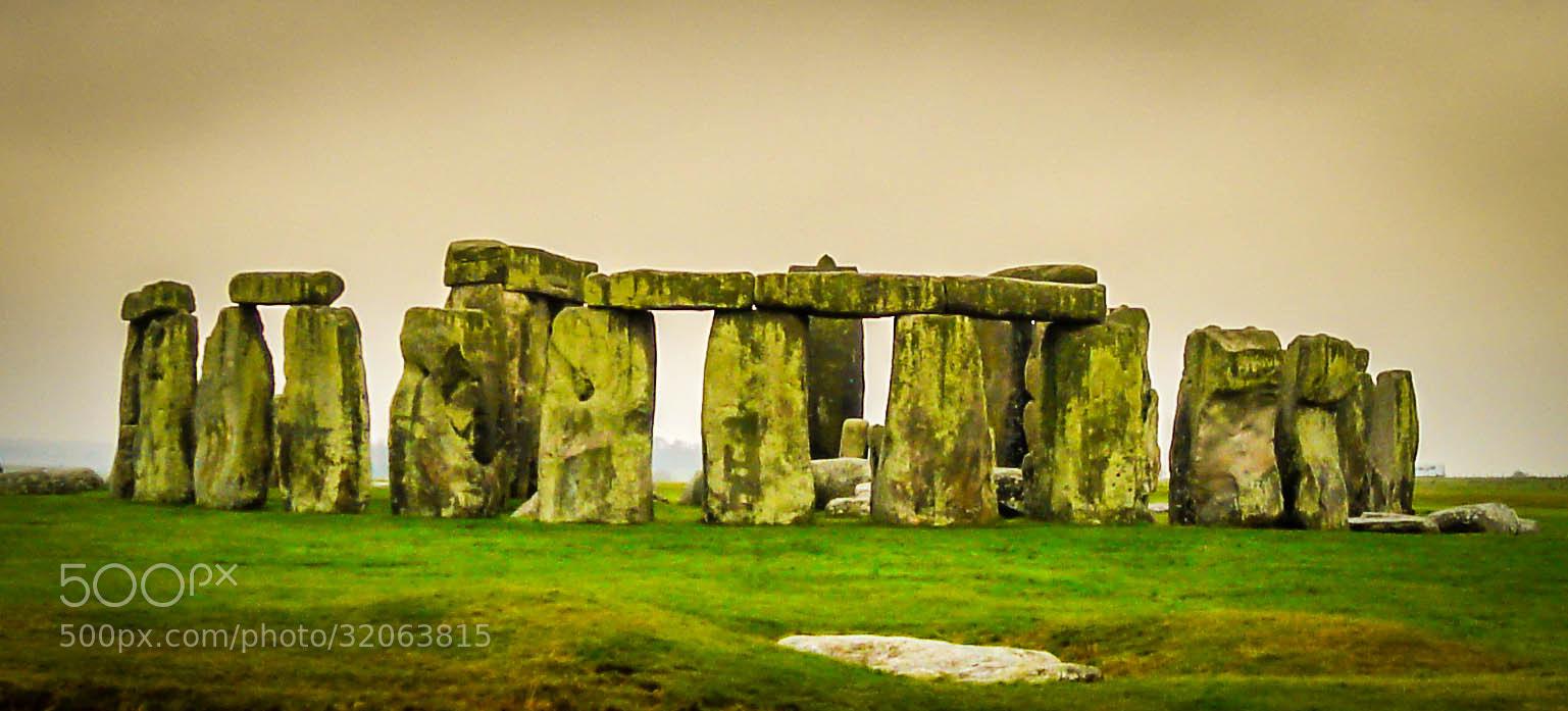 Photograph Stonehenge by Daniel Hamilton on 500px