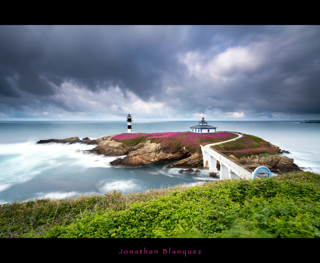 Photograph The lighthouse at Pancha island by Jonathan Blanquez on 500px
