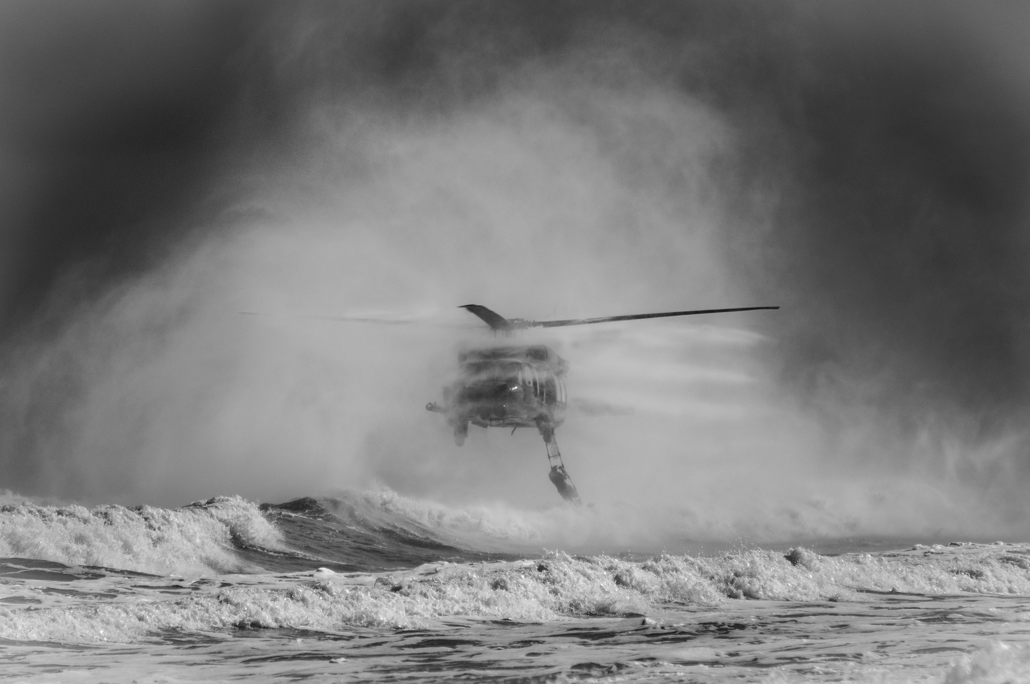 Photograph Surf Rescue by John Carbee on 500px