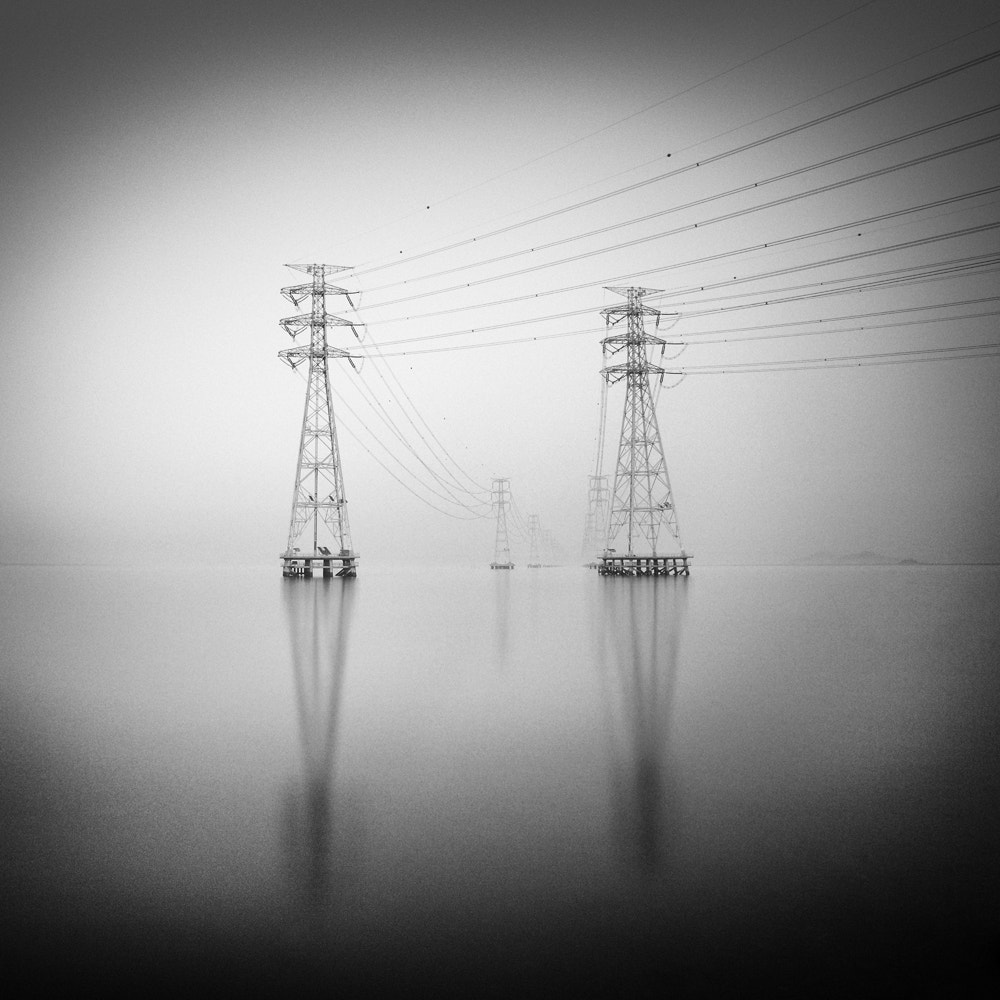 Photograph * pylons *  by Thomas Leong on 500px